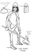 Chariot-folk-herder