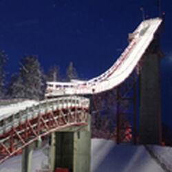Estońskie skocznie narciarskie