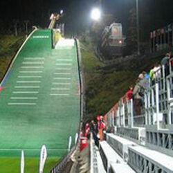 Czeskie skocznie narciarskie