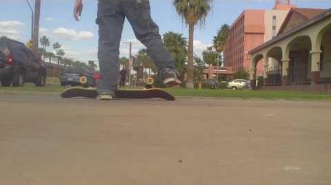 Skateboarding Tricks - Anti-Casper