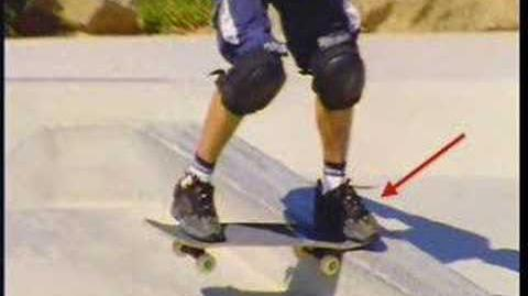 Trick Tips How to Tailslide