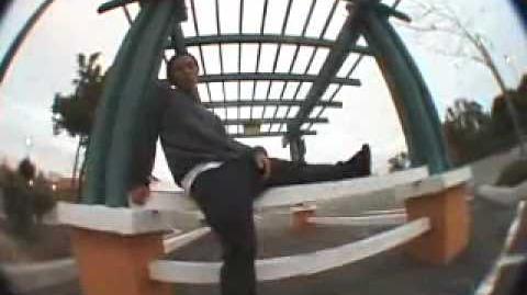 Late Backfoot Flip Trick Tip