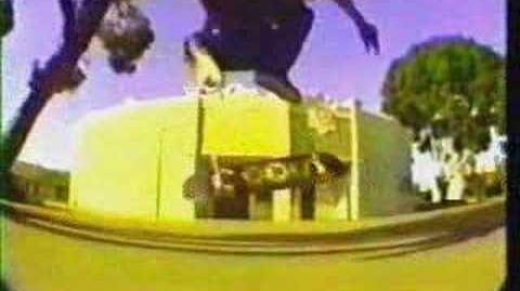 Rodney Mullen - Semi flip