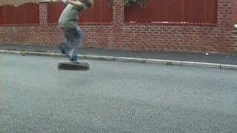 Clean nollie 360 kiwi flip
