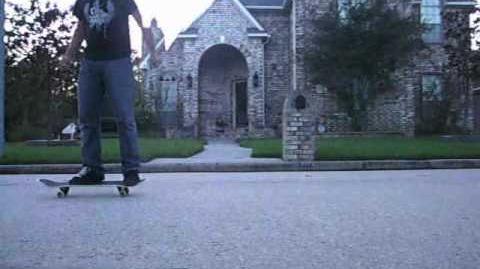 Nollie 360 kiwi flip
