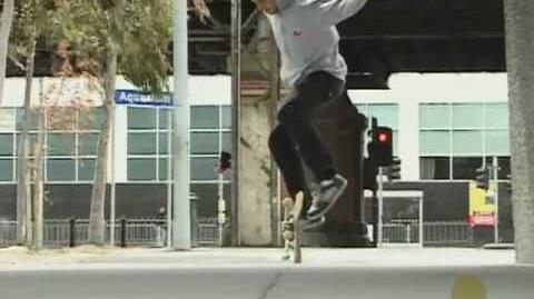 On Video Skate - Mike Vallely & eStranged in Australia