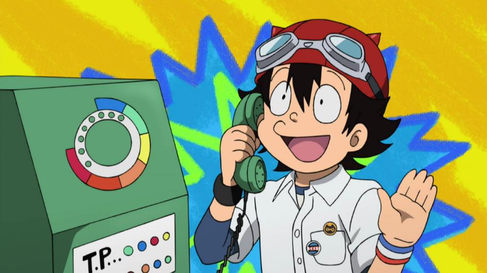 Bossun phone Doraemon Reference.png