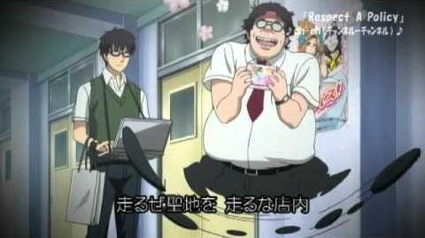Sket Dance - ch-ch - Respect a Policy