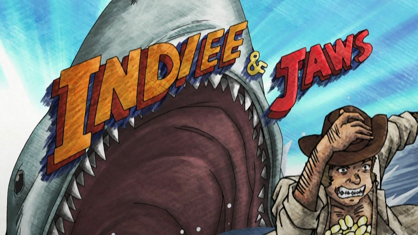 Indiee & Jaws
