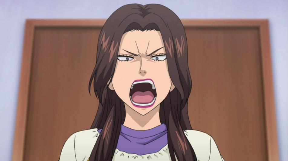Himeko's Mother
