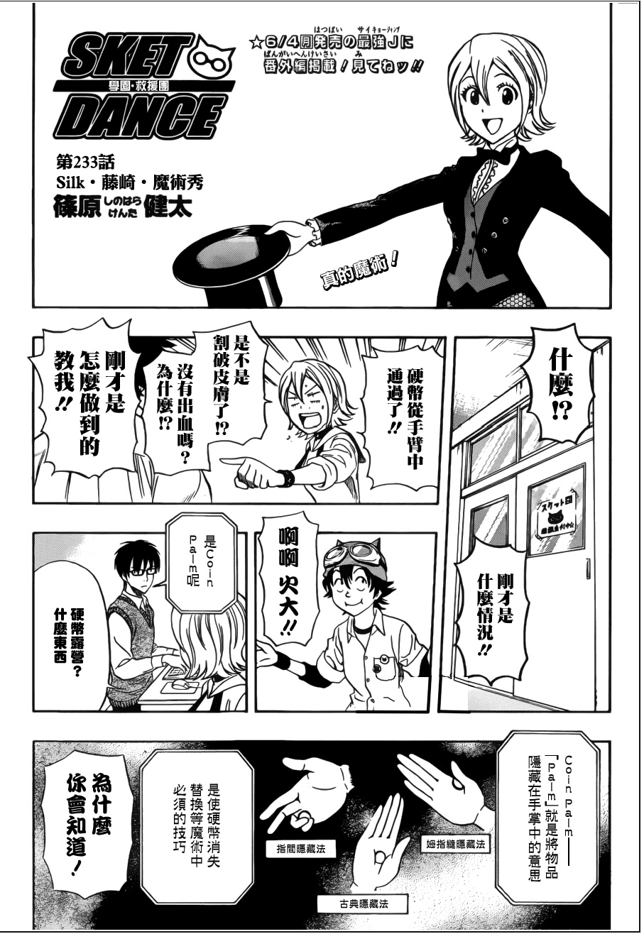 Milk Fujisaki Magic Show