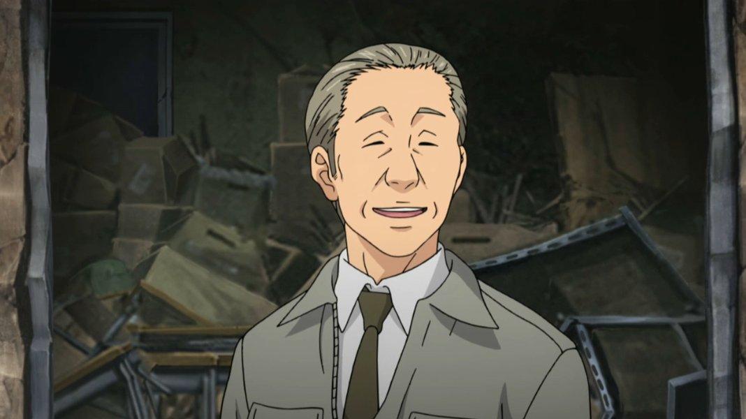 Yoshimura (janitor)