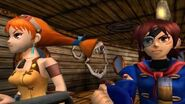 Skies of Arcadia (Legends) - Valua and its admirals