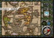 Ilchymis island