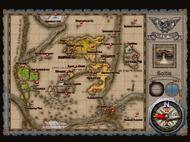 World map (no rifts - Soltis raised)