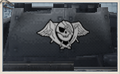 ValkyriaChroniclesII Sky Pirate Flag - Tank Seal.png