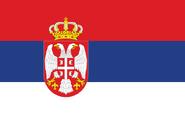 Fáni serbíu
