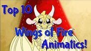 Top 10 WoF Animatics!!