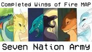 Wings of Fire Seven Nation Army Complete MAP