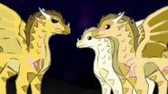 Basically Wings of Fire The Dragonet Prophecy - Episode One