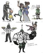 NPC Concepts GC 1