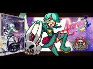 Skullgirls - Annie voice lines & SFX