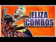 ►ELIZA COMBOS - SKULLGIRLS MOBILE