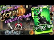 Fighter Reveal- Double - CREATURE OF HABIT - Skullgirls Mobile