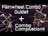 Full Painwheel Combo Guide and Combo Compilation!! - SkullGirls Mobile