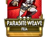 Parasite Weave