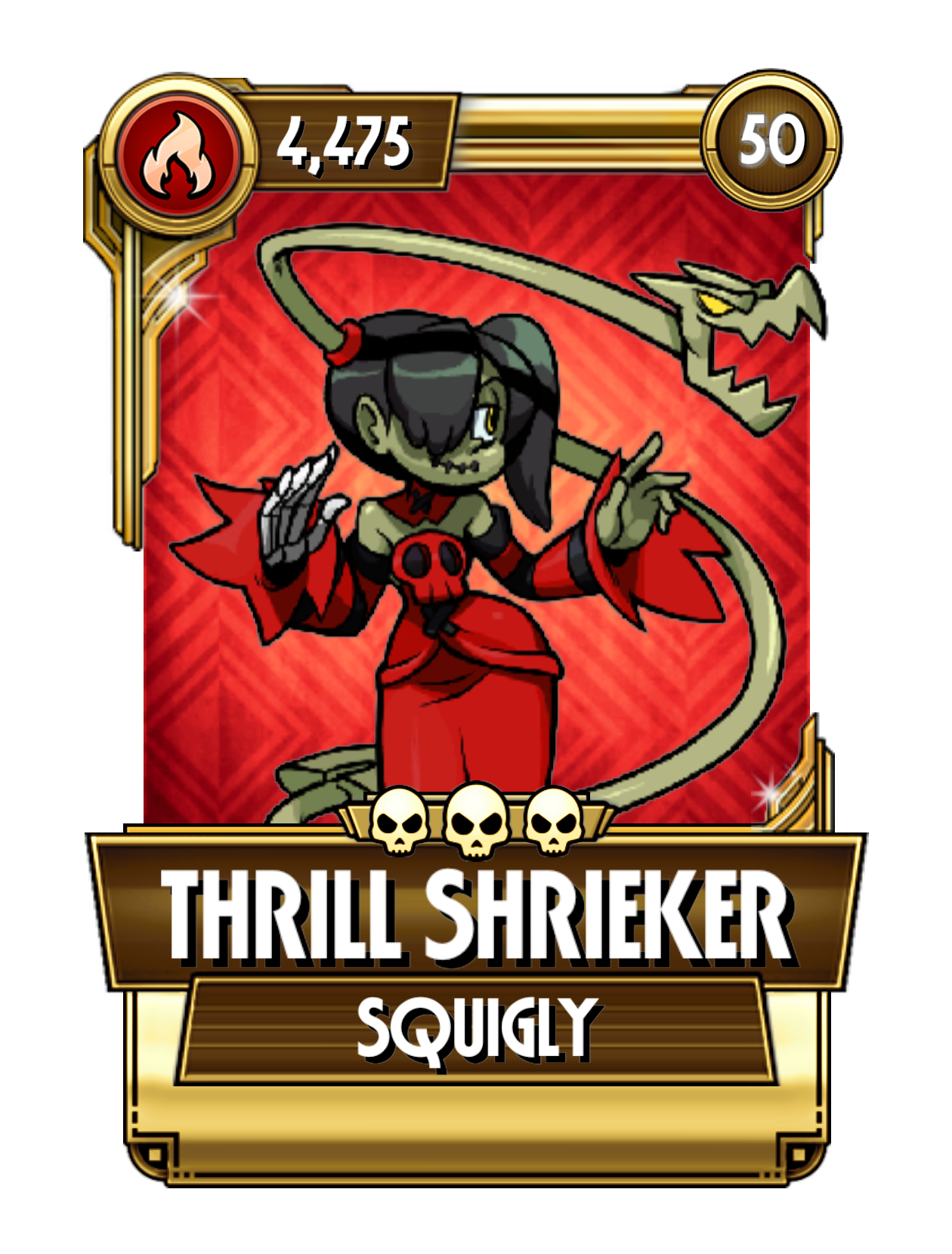 Thrill Shrieker