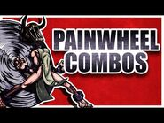 ►PAINWHEEL COMBOS - SKULLGIRLS MOBILE