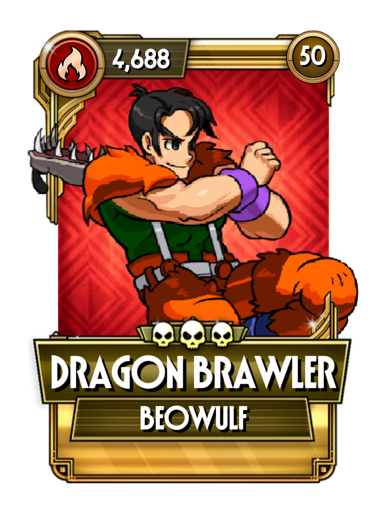 Dragon Brawler