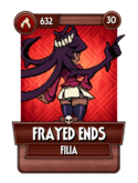 Frayed Ends