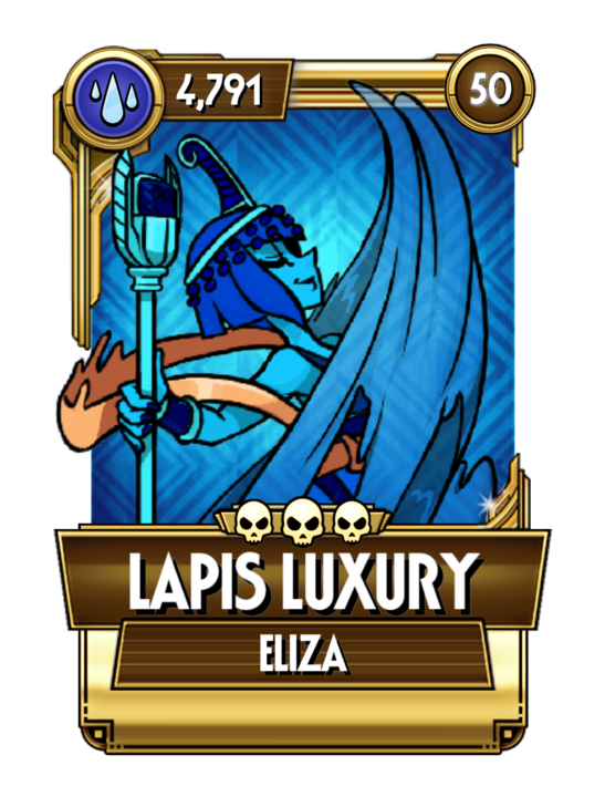 Lapis Luxury