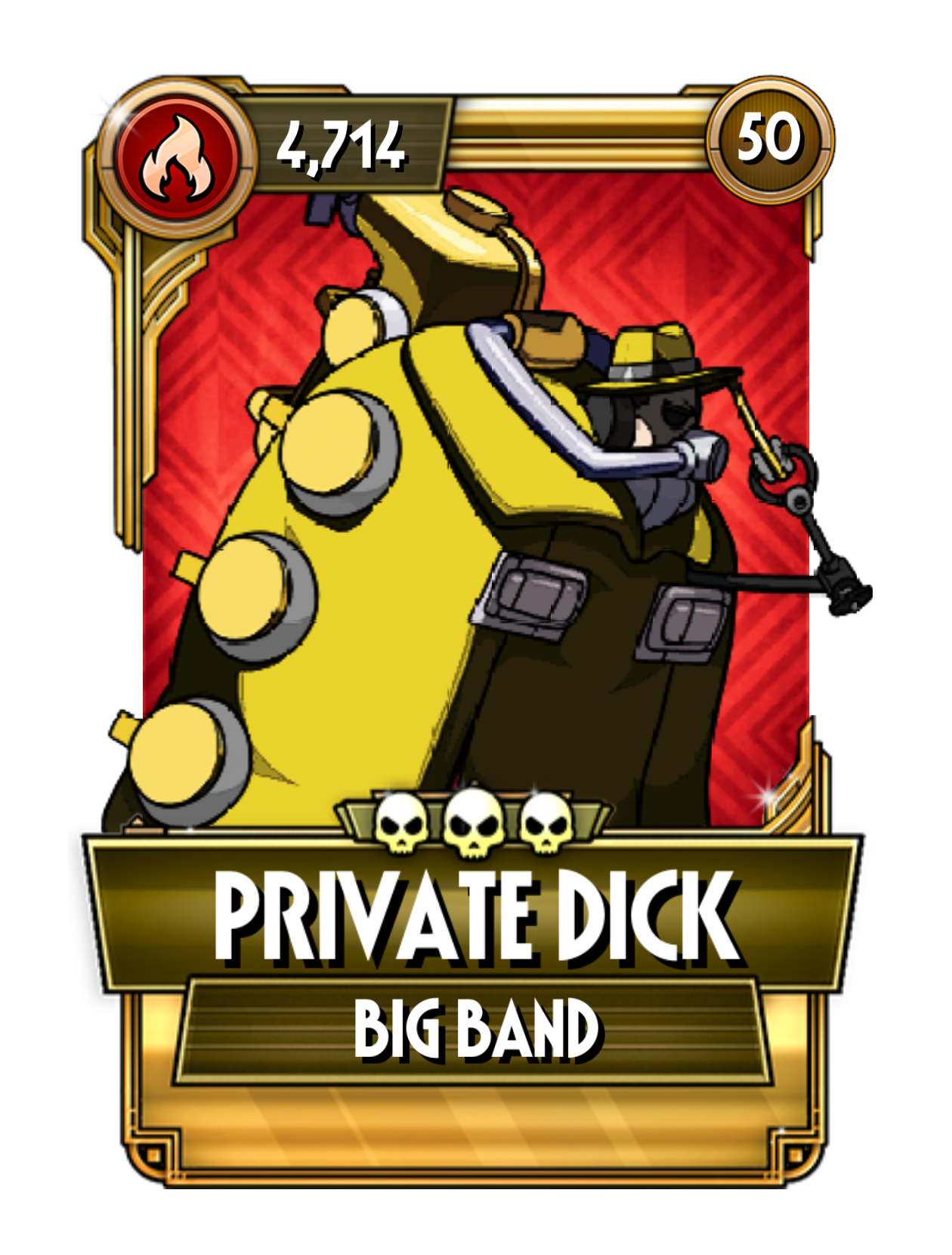 Private Dick