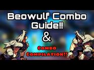 Full Beowulf Combo Guide and Combo Compilation!! Chair Gang😤 - SkullGirls Mobile