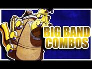 ►BIG BAND COMBOS - SKULLGIRLS MOBILE
