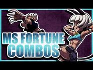 ►MS FORTUNE COMBOS - SKULLGIRLS MOBILE