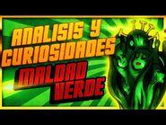 ►MALDAD VERDE ANALISIS Y CURIOSIDADES - SKULLGIRLS MOBILE