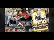 Skullgirls Mobile - Full Fighter Analysis- Phantom Threads Fukua