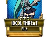 Idol Threat
