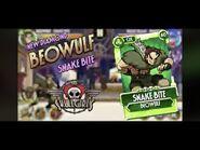 Skullgirls Mobile - Full Fighter Analysis- Snake Bite Beowulf