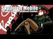 Skullgirls Mobile - Parasoul Basic to Advanced Combos