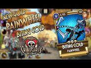 Fighter Reveal- Painwheel - BITING COLD - Skullgirls Mobile