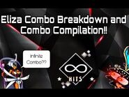 Full Eliza Combo Guide Breakdown and Combo Compilation!! Subscriber Special🎉🎉 - SkullGirls Mobile