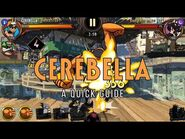 -Skullgirls Mobile- A Beginner Guide to Cerebella