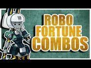 ►ROBO FORTUNE COMBOS - SKULLGIRLS MOBILE