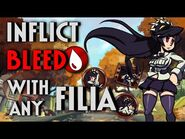 -Beginner Guide- - How to Inflict Bleed with ANY Filia Variant