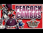►PEACOCK COMBOS - SKULLGIRLS MOBILE